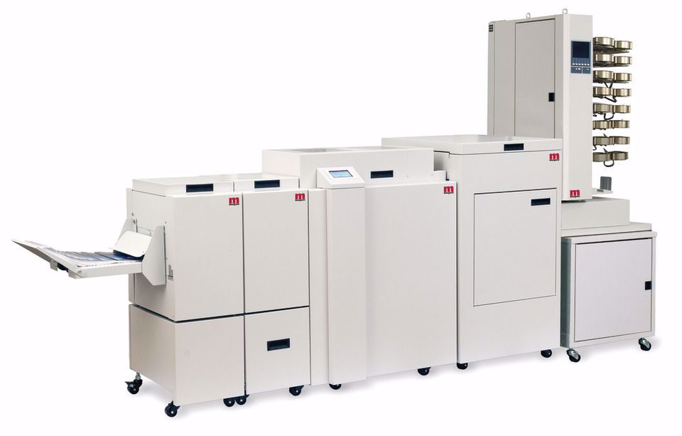 Picture of Morgana System 2000S Bookletmaker