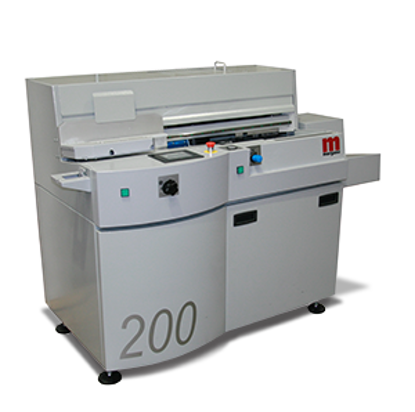 Picture of Morgana Digibook 200 PUR Perfect Binding Machine