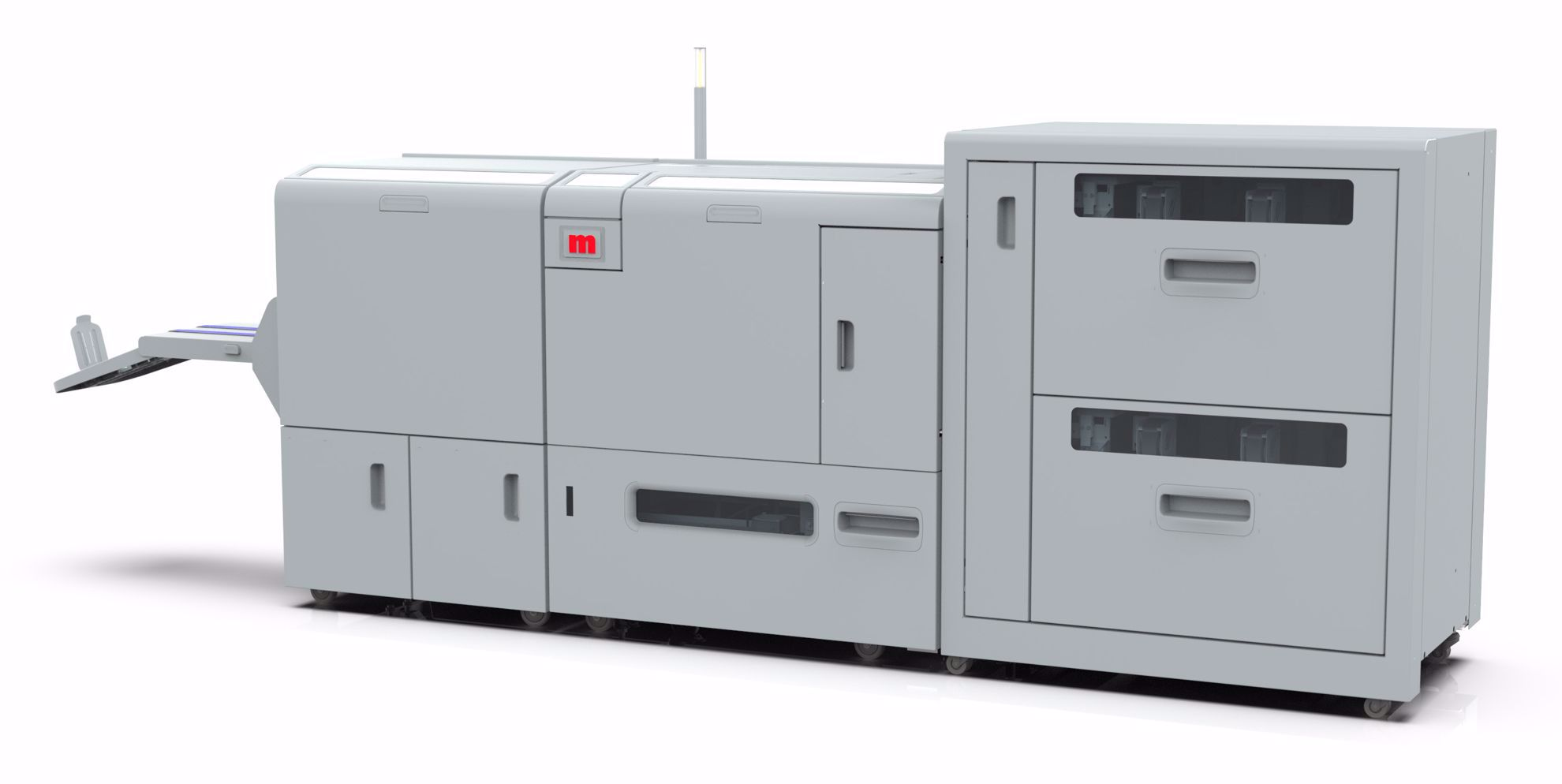 Picture of Morgana BM5035 and BM5050 Booklet Maker