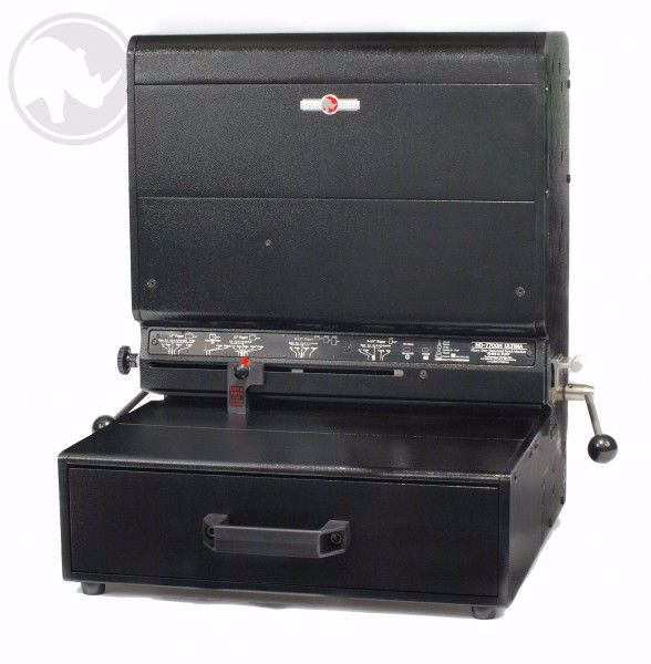 Picture of Rhin-O-Tuff ONYX HD7700H Heavy Duty Electric Hole Punch
