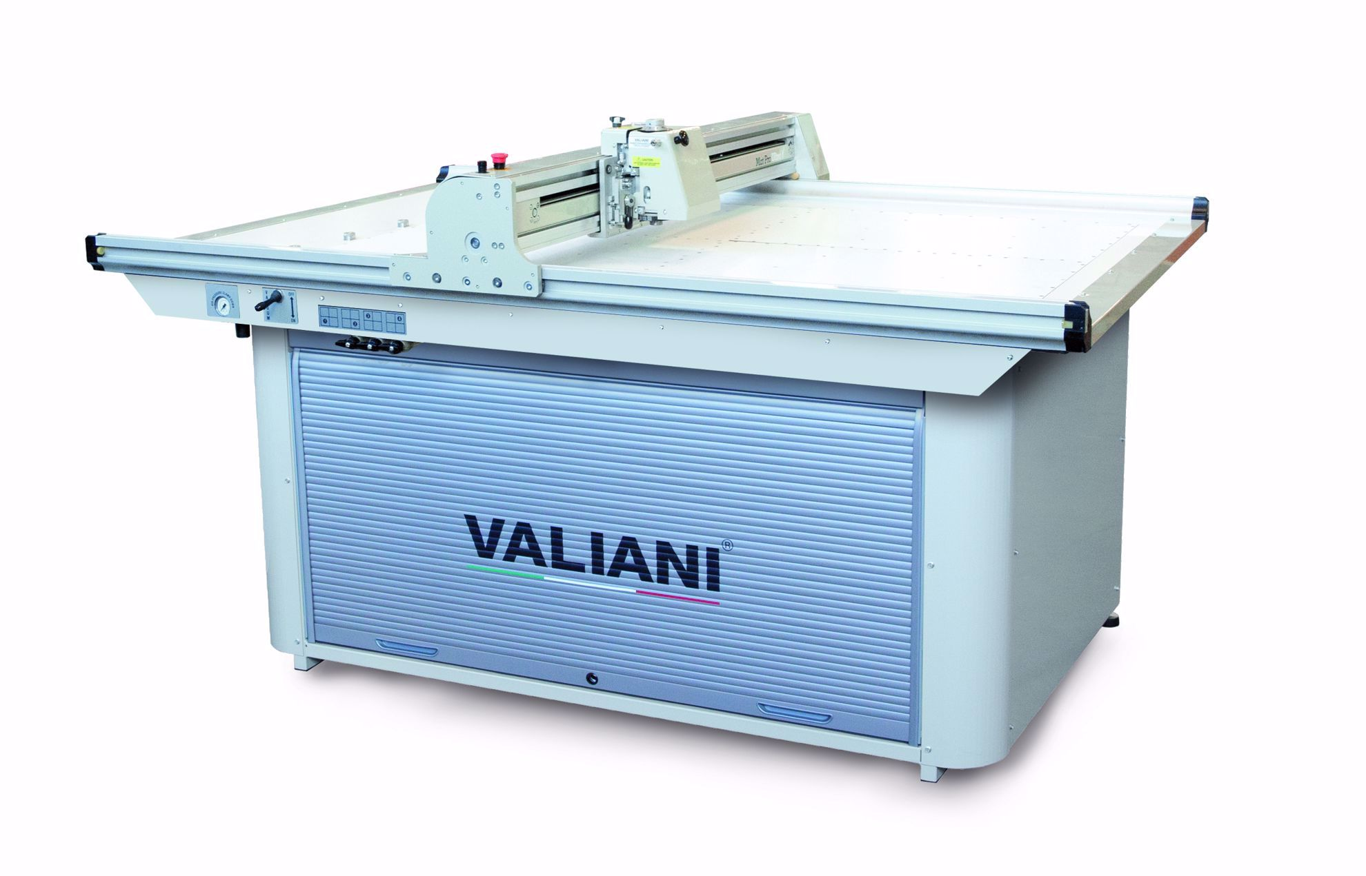 Picture of Valiani Mat Pro Ultra V120 & Mat Pro Ultra V150 flat bed cutting table