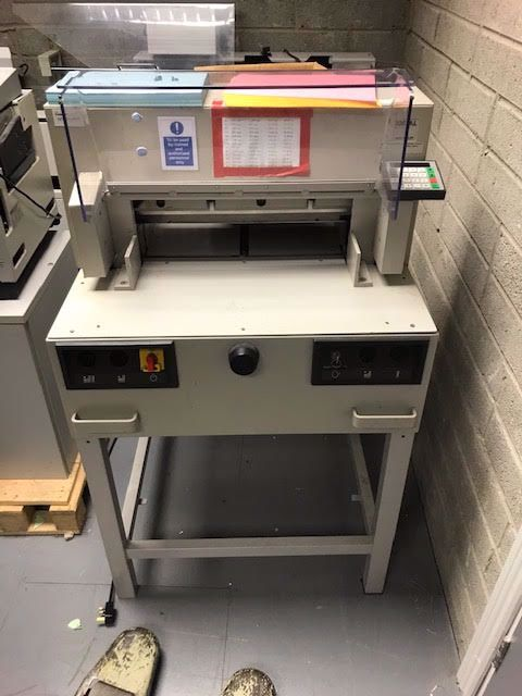 Picture of Ideal 4850 -  95 EP Guillotine