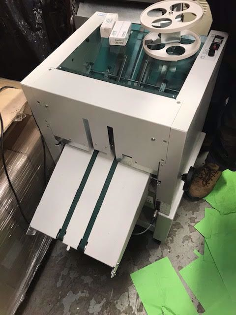Picture of Nagel Foldnak 40 Booklet Maker