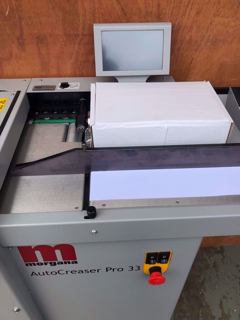 Picture of Morgana Autocreaser Pro 33